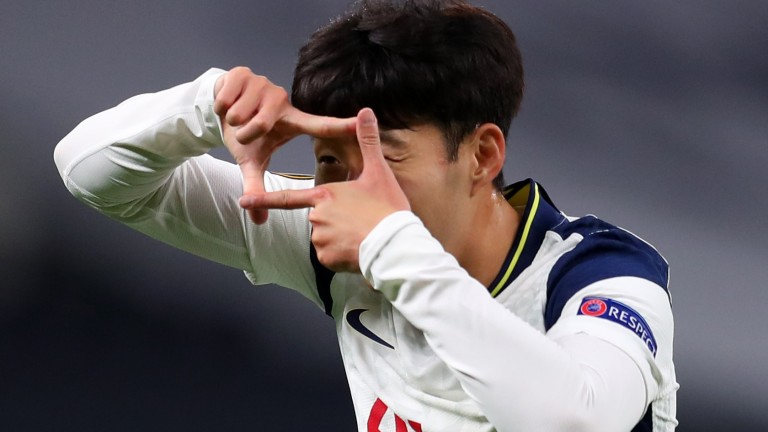 Heung-Min Son could strike first for Spurs