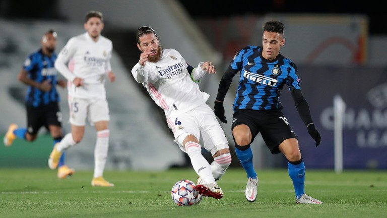It could be a tense night in Group B for Real Madrid and Inter Milan