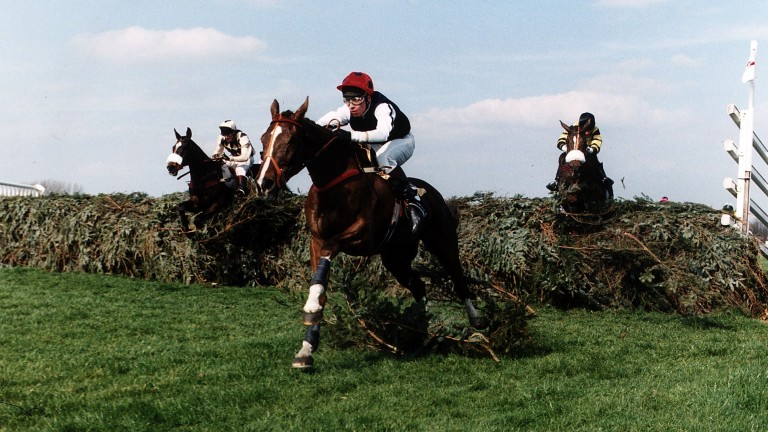 Royal Athlete and Jason Titley win the 1995 Grand National just two days after Bruce Millington's first Thursday Column