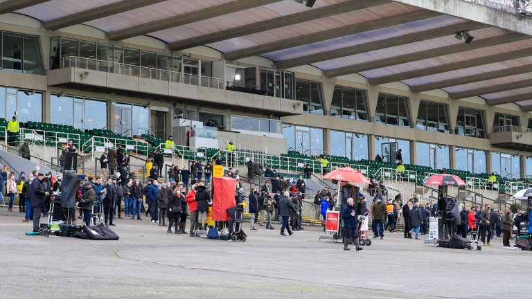 Bookmakers were back on track at Sandown last week but punters could have to prove they can afford to lose £100 a month as a result of the government's gambling review