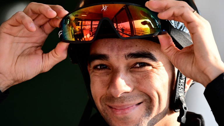 Joao Moreira, the 'Magic Man', is a serial winner wherever in the world he has raced