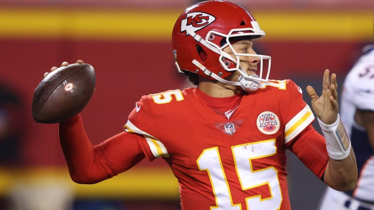 Patrick Mahomes and the Kansas City Chiefs take on Tom Brady and the Tampa Bay Buccaneers in Sunday's Super Bowl