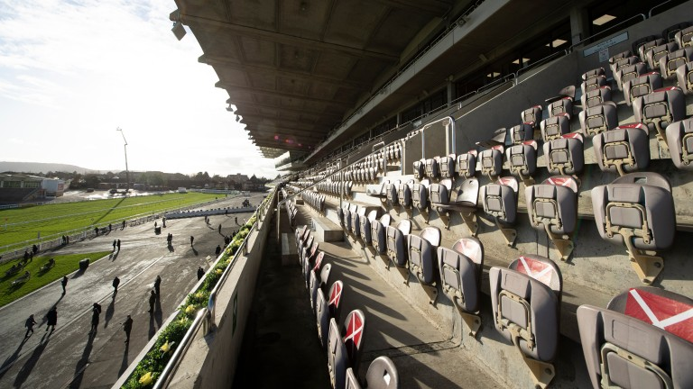 Cheltenham: forced to cancel its Festival Trials Day card on Saturday due to waterlogging