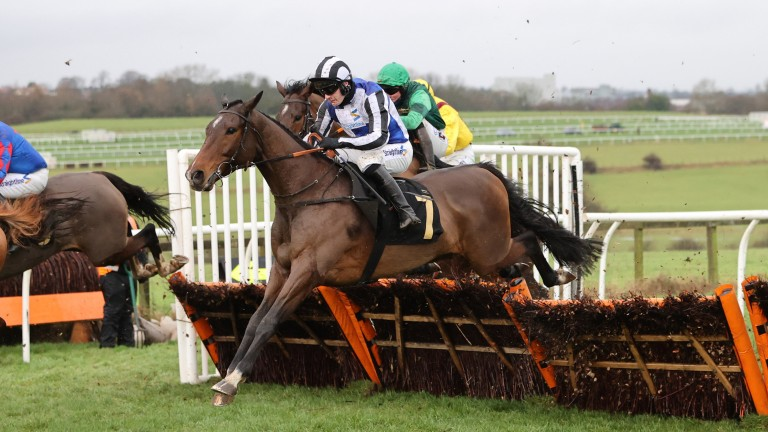 Sextant: used to be owned by the Queen and made an impressive debut over hurdles