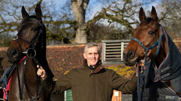 Look beyond Clan Des Obeaux (left) and Cyrname in the King George