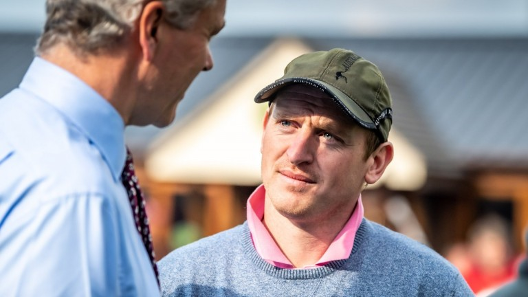 """Donnchadh Doyle: """"You wouldn't come across horses like him everyday as a store, not at that price"""""""