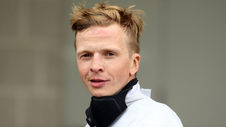 David Probert: rode Accomplice to a fifth course-and-distance victory at Lingfield
