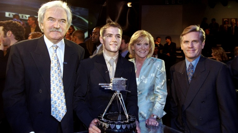 Michael Owen retains special memories of winning the 1998 Sports Personality of the Year award as an 18-year-old