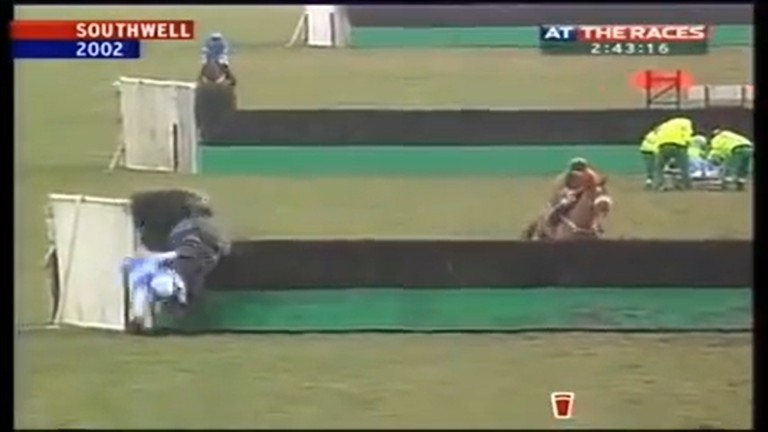 """A drama-filled contest at Southwell described as """"the most amazing race"""" by AP McCoy"""