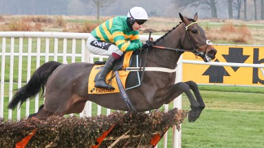 EPATANTE ( Aidan Coleman ) wins the BETFAIR FIGHTING FIFTH NEWCASTLE  28/11/20Photograph by Grossick Racing Photography 0771 046 1723