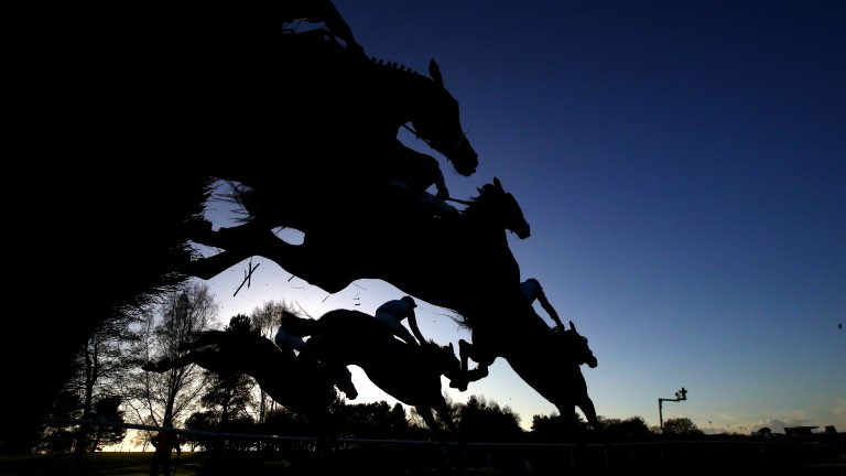 Market Rasen: the Lincolnshire National takes centre stage