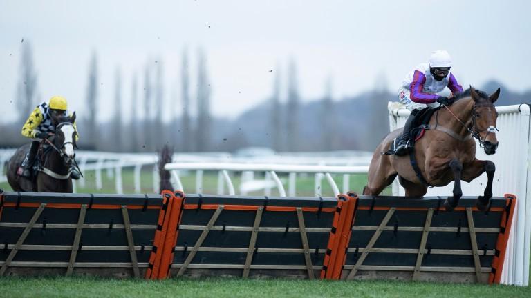 Bravemansgame gallops relentlessly to victory