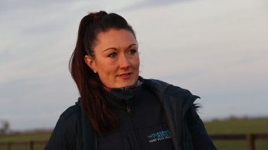 Trainer Rebecca Menzies