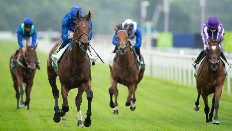 Ghaiyyath: Juddmonte International hero is out of Galileo's daughter Nightime