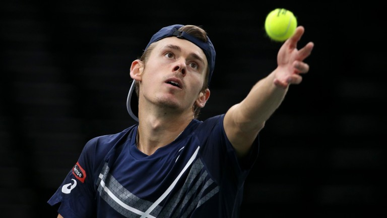 Potential top-ten performer Alex De Minaur will hope to strengthen his all-round game in 2021