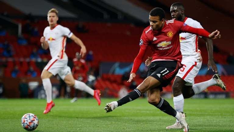 Mason Greenwood could get a chance to shine against Watford