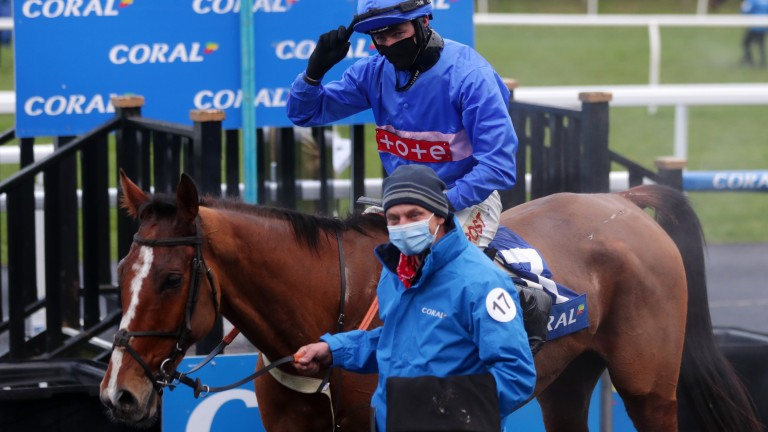 Secret Reprieve: excelling over marathon trips after victory at Chepstow
