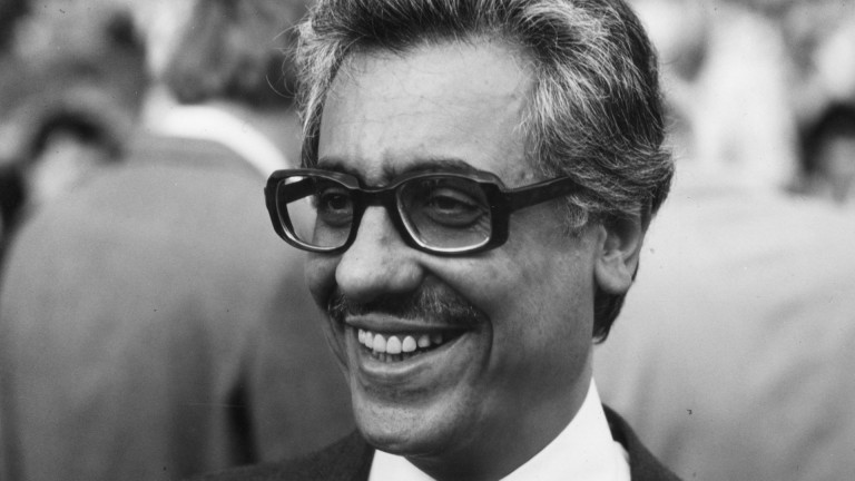 Prince Khalid Abdullah pictured in 1987