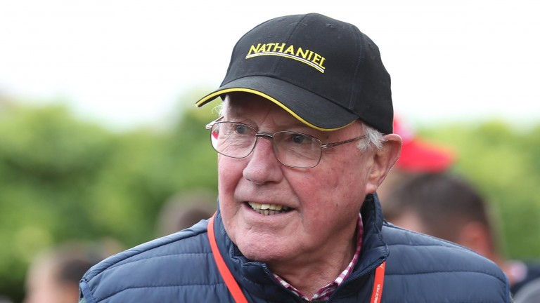 James Delahooke: Khalid Abdullah's stud and racing manager from 1979 to 1985