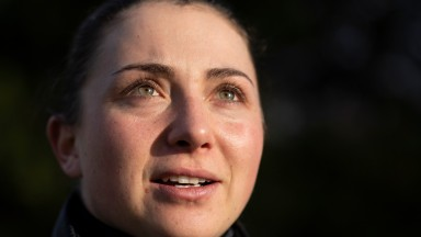 Bryony Frost portraitLingfield 8.1.21 Pic: Edward Whitaker/Racing Post