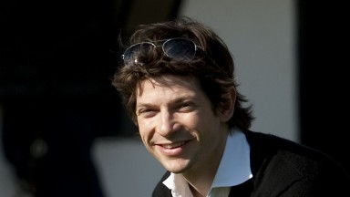 jockey Sam Waley-CohenSeven Barrows,Lambourn, 19.3.11 Pic:Edward Whitaker