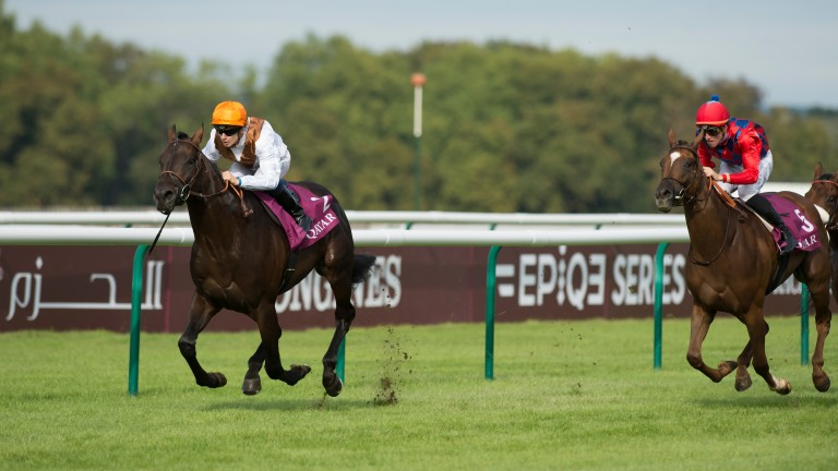 Vadamos: Prix du Moulin winner is on the move to Coolmore