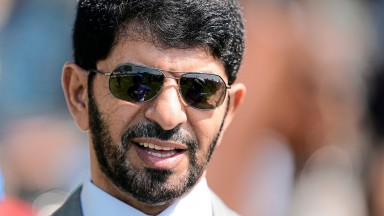 Saeed Bin Suroor: the carnival's leading trainer has a strong hand as ever