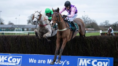 Notachance: heading to Ayr for the Scottish National