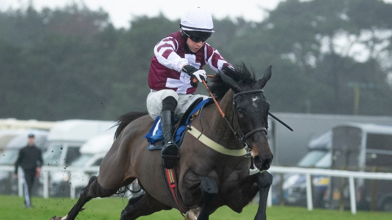 Hudson Yard: returned from a 661-day absence to win at Exeter