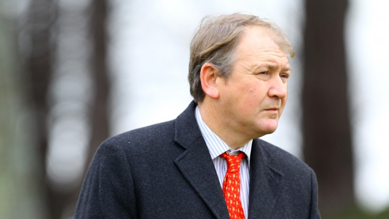 Charles Byrnes: trainer gave evidence to the referrals committee