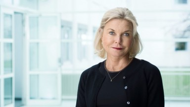 Entain chief executive Jette Nygaard-Andersen