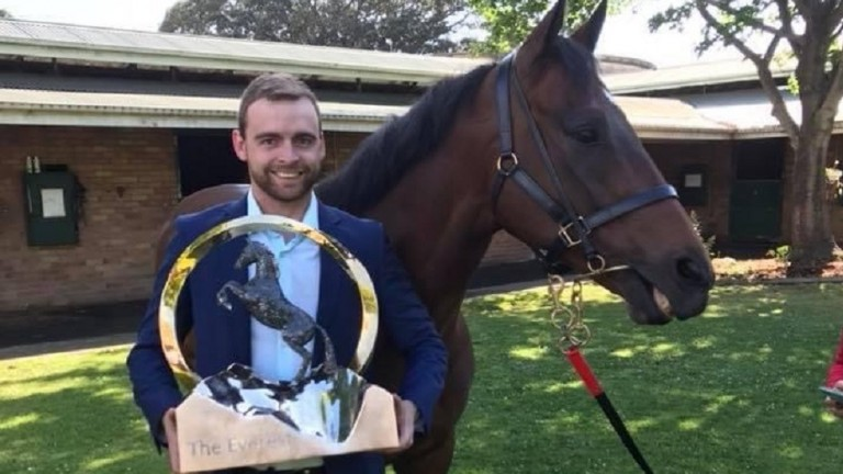 Alex Wiltshire: previously communications manager as part of the Triple Crown Syndications team that won back-to-back Everest trophies with Redzel