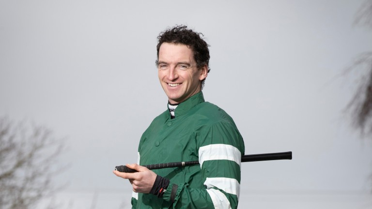 Patrick Mullins: will ride in the Velka Pardubicka for the first time on Sunday