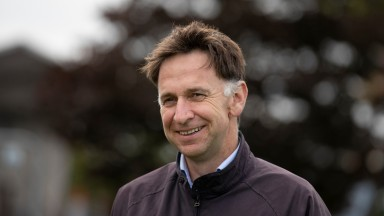 Henry de Bromhead: outlined his Punchestown plans