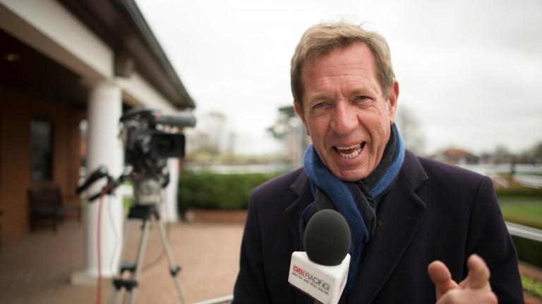 "Broadcaster Derek Thompson: ""Even I was gobsmacked but those in earshot just erupted"""