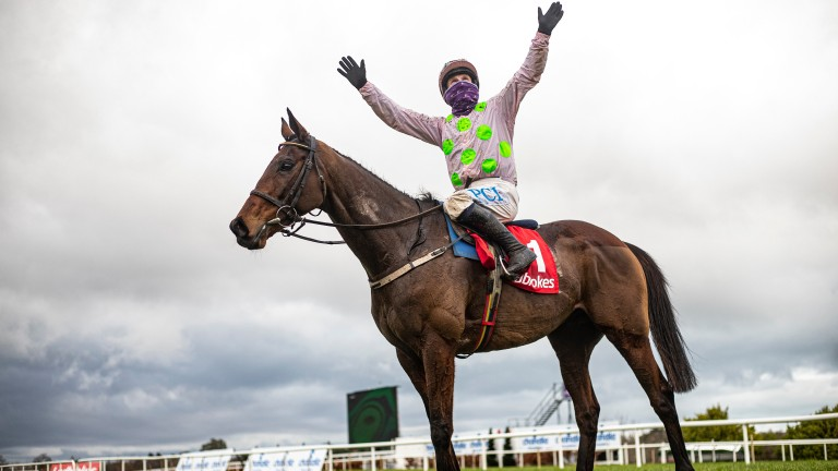 Chacun Pour Soi: rated 176 and the best chaser in Britain and Ireland