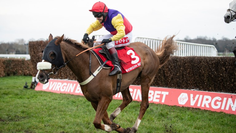 A new jockey needs to be found for former Cheltenham Gold Cup winner Native River