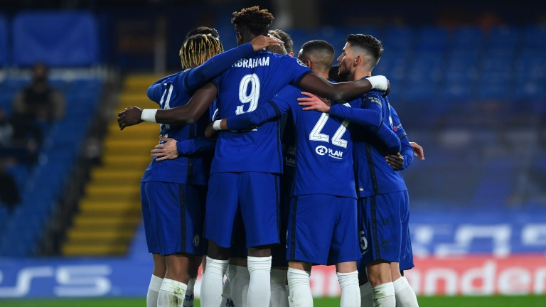 Chelsea should be celebrating victory over London rivals Palace
