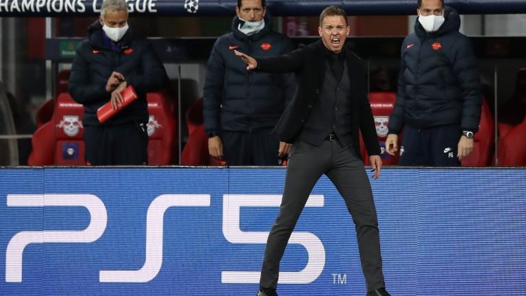 RB Leipzig boss Julian Nagelsmann