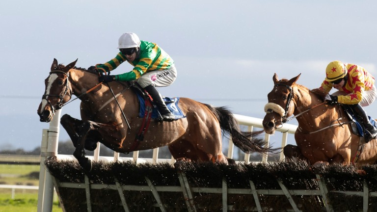 Roseys Hollow goes up 10lb for her impressive Solerina Mares Hurdle success