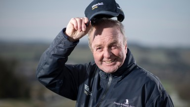 Jonjo O'Neill: legendary character who has stayed the course as a jockey and trainer