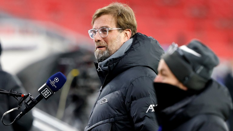 Liverpool face Chelsea at Anfield on Thursday