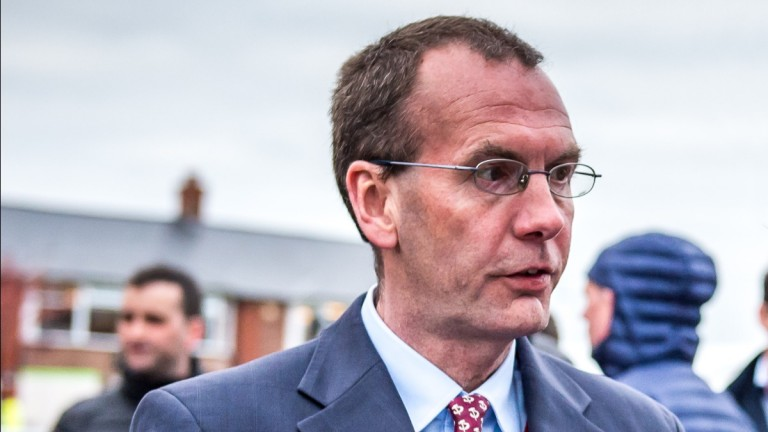 Stuart Mactaggart: Goffs UK director will finish his role at the end of the month