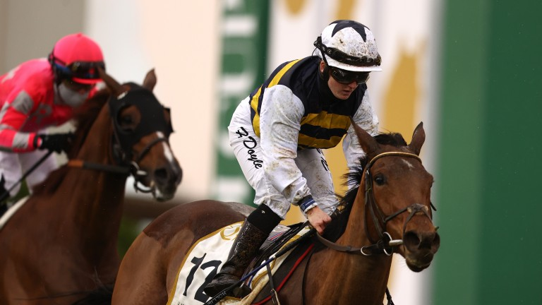 Hollie Doyle rides True Self to victory at Riyadh's Saudi Cup meeting