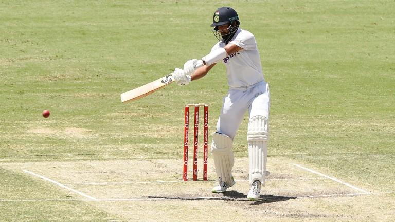 Cheteshwar Pujara is aiming to help India take a series lead in Ahmedabad