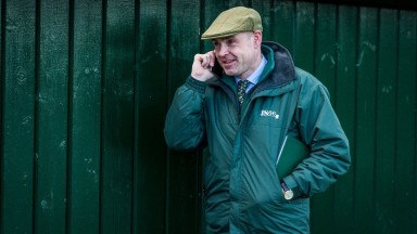 Ronan Griffin: leaving Goffs after 20 years of service