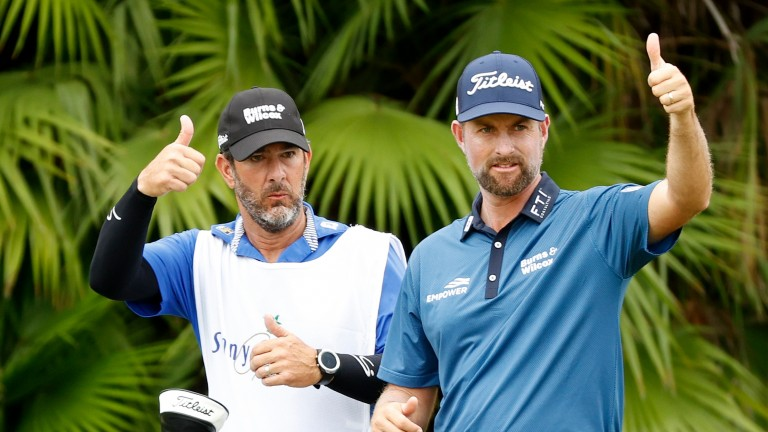Webb Simpson should be confident of a strong performance at The Concession this week