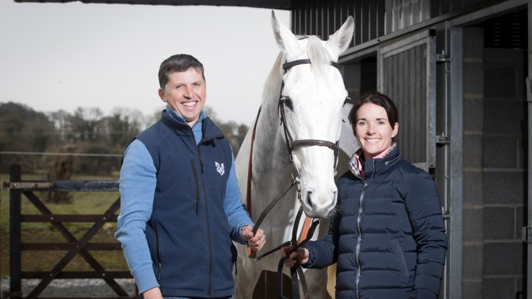 Katie Walsh is among Treo Eile's ambassadors