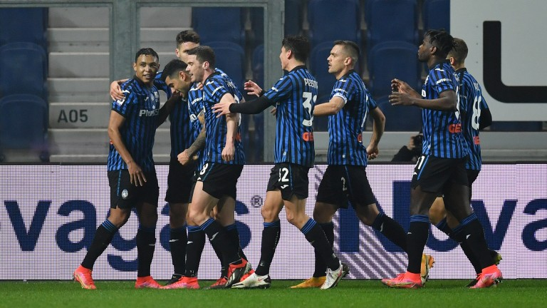 Atalanta could be celebrating a Champions League first-leg victory over Real Madrid