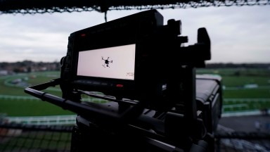 Drones are at the centre of a battle for supremacy between in-running punters